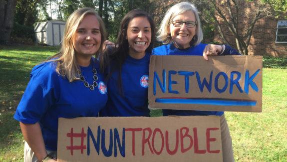 nun trouble