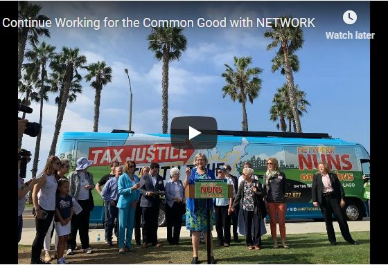 A Special Message from Nuns on the Bus