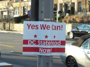 Washington, D.C. Deserves Equal Representation