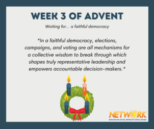 Advent 2020: Waiting for a Faithful Democracy